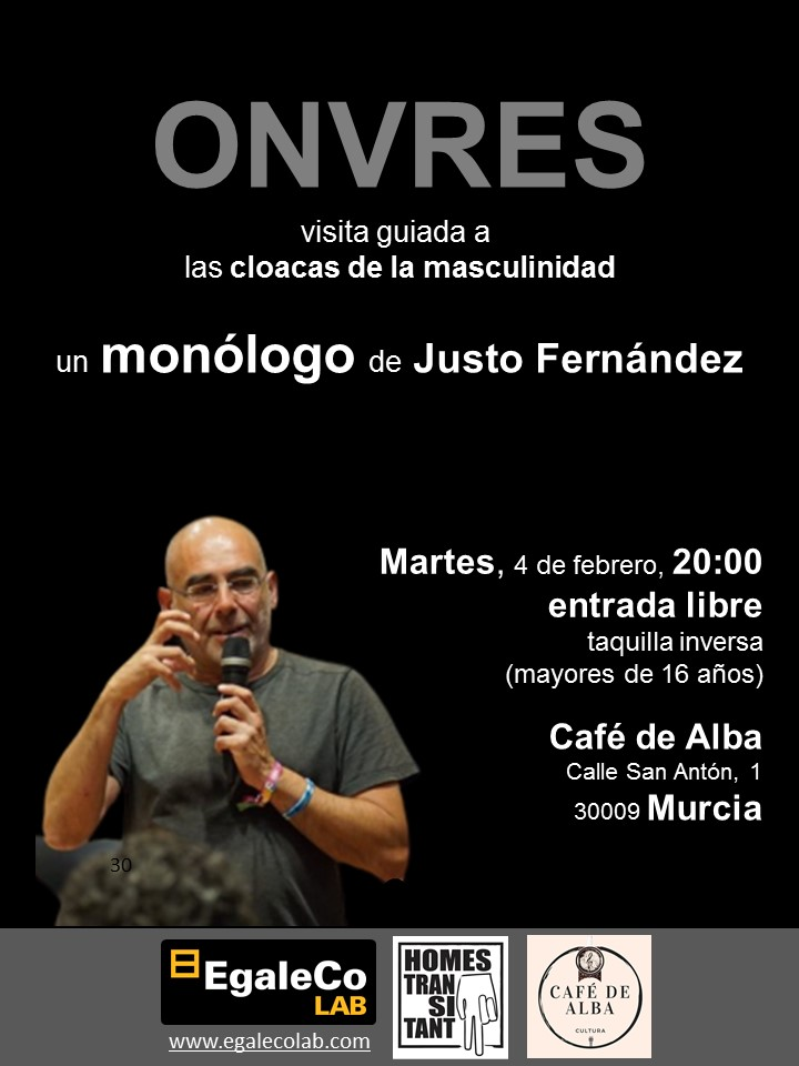 Monólogo ONVRES (Café de Alba)